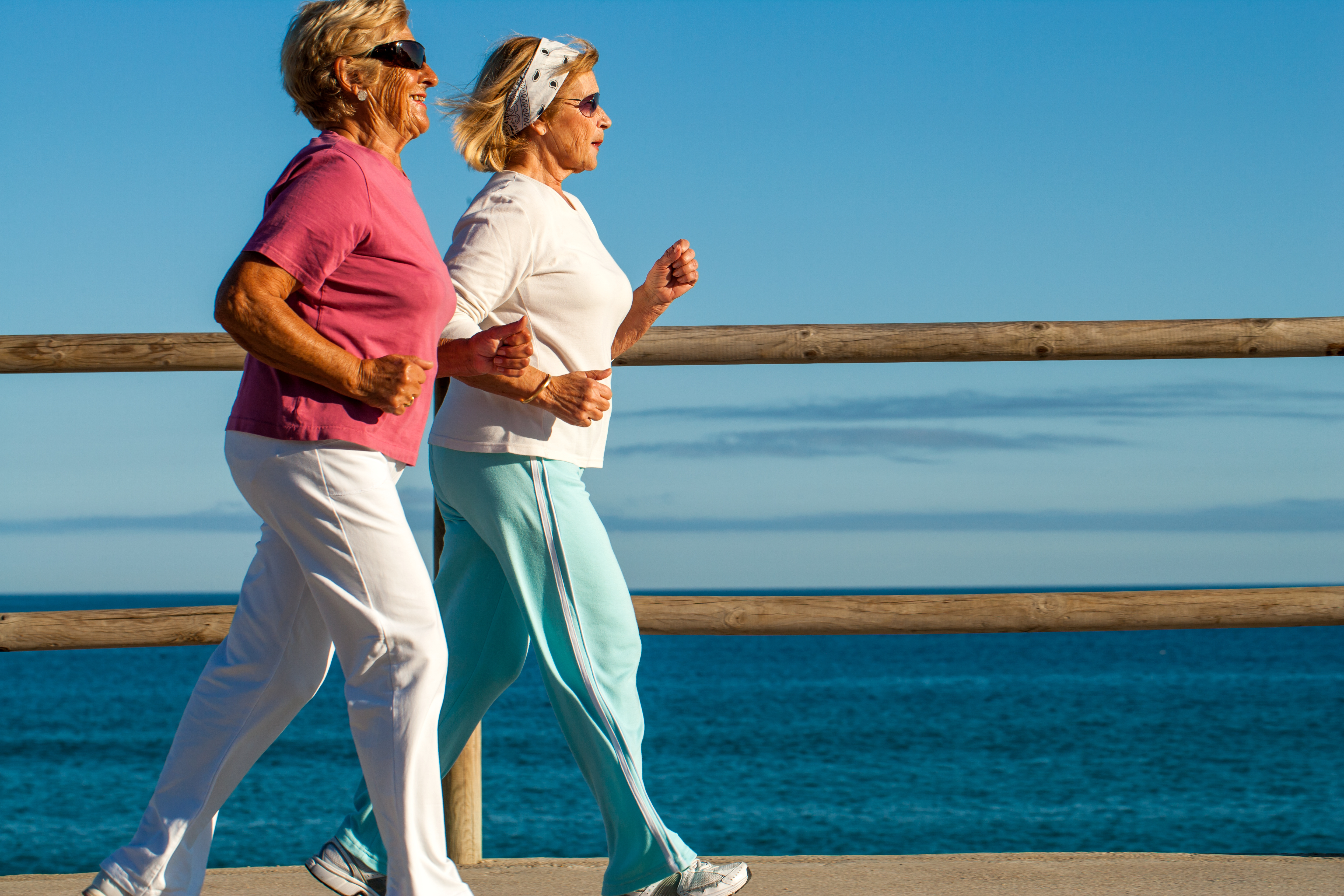 physical activity guidelines for elderly