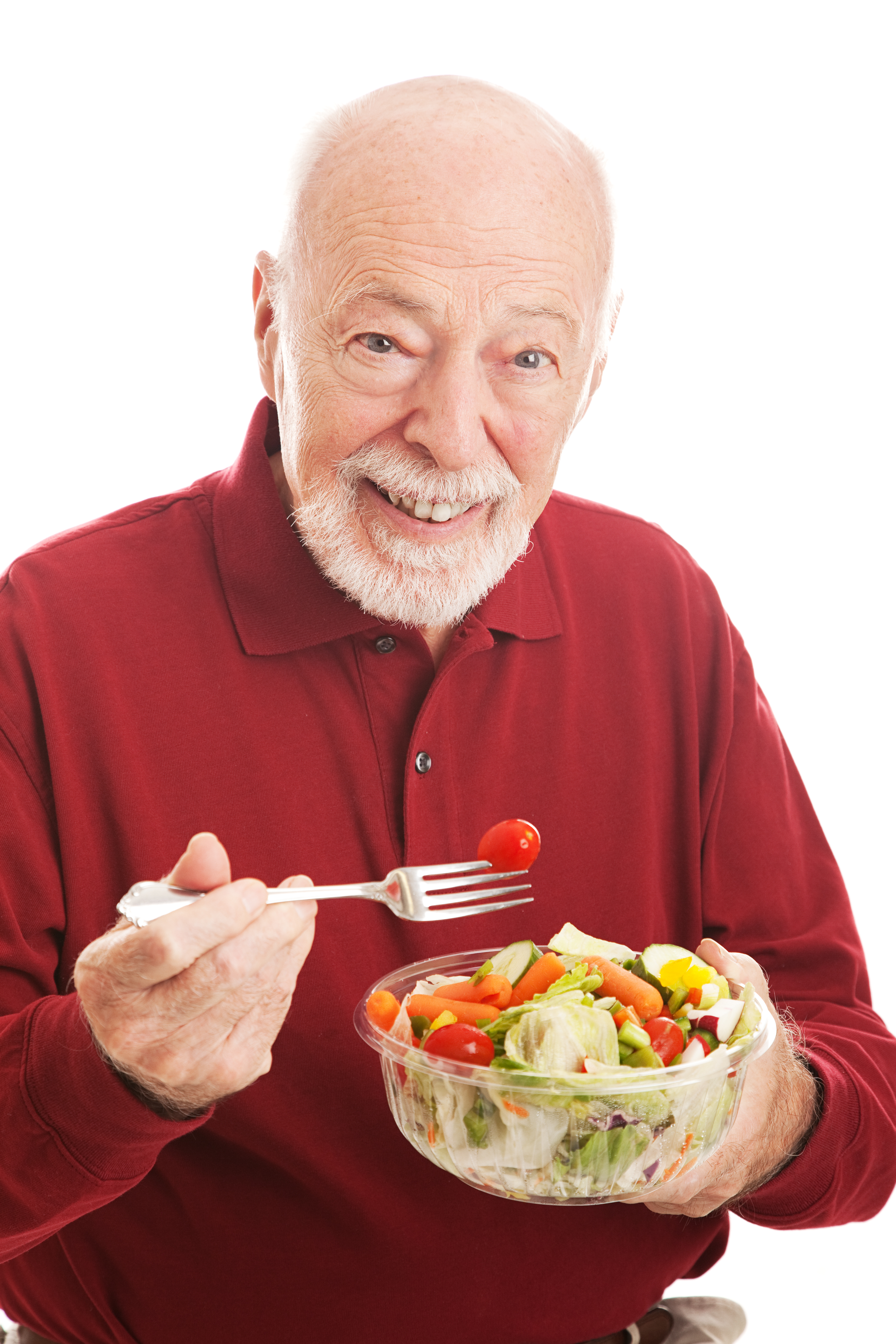 You mean? Healthy eating for older adults